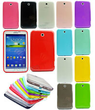 """Silicone Rubber Case Cover for SAMSUNG Galaxy Tab 3 7.0"""" 7"""" Tablet P3200 P3210"""