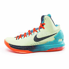Nike KD V - AS [583111-300] Basketball All-Star Game Area 72 Lime/Navy-Turquoise