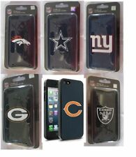 NFL iPhone 5 Rubber Silicone Gel Skin Case Phone Cover Pick Your Team