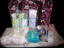 MATERNITY HOSPITAL PRE-PACKED PINK BAG BABY BOY SET