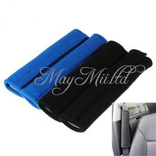 1pair Car Safety Seat Belt Harness Shoulder Strap BackPack Pad Cover Cushion W