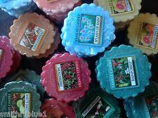 yankee candle jar tart  wax melts for warmers you choose your favorite