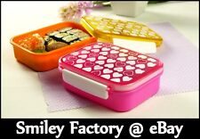 Elegent Lunch Box Bento Snack Box OKAY with Microwave Food Grade Safe