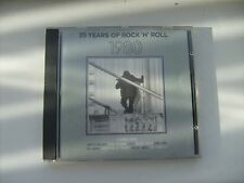25 Years of Rock 'n' Roll - 1980 : Various Artists  (1994 CD)