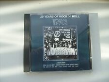 25 Years Of Rock N Roll - 1982 : Various Artists (1994 CD )