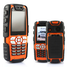 Unlocked Military Dual SIM Tough Rugged Waterproof Mobile Cell Phone SZC-2615