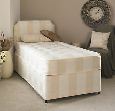 3FT SINGLE MATTRESS BUDGET / ORTHO / DEEP QUILTED / MEMORY SPRUNG / POCKET