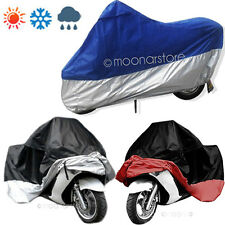 Hot Sale Waterproof UV Protector Rain Cover For Motorcycle Motorbike Scooter