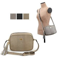 New Women's Genuine leather handbag MINI crossbody messenger bag MADE IN KOREA