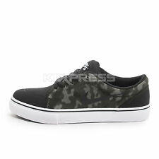 Nike Satire Canvas [555380-091] Skateboarding Camo Black/White