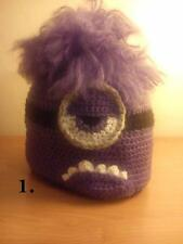 Despicable Me Minion Hat  Minion One-eye  Hat