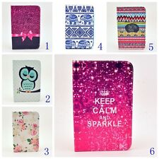 For Samsung Galaxy Tablets New Design Colorful Flip Stand Pu Leather Case Cover