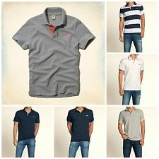 NWT Hollister men's polo shirts by abercrombie