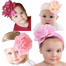 Headband Boutique Quality Stunning Large Flower Hairband For Babies Girls Gift!