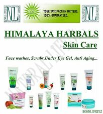 Himalaya Herbals Face washes Scrubs Under eye Anti Wrinkle Cream Facial Kits