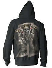 OG Abel Men's 2 Of A Kind Hoodie Black  Streetwear Tattoo Gangster Urbanwear