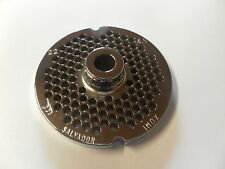 SALVADOR MINCER PLATE FOR SIZE 22 (100% GENUINE) - 2mm to 18mm