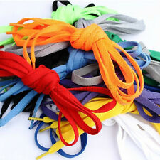New Flat Athletic Shoelaces BOOTLACES Strings Sport Sneakers Boot Strings
