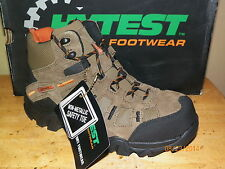 NIB Womens Hytest Composite Toe Lightweight Work Boot Szs 6-9.5  K12181