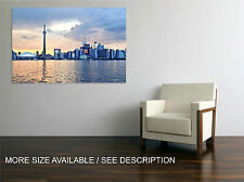 Canvas Print  Picture Toronto View / Gallery wrapped ready to hang