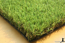 35mm Top Quality Artificial Grass Astro Fake Lawn Garden Turf -Free UK Delivery!