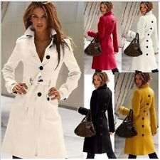New fashion Autumn Winter 2014 casual jacket  waistcoat women wool coat overcoat