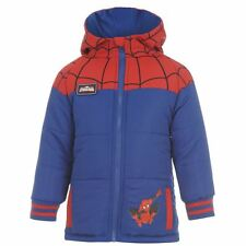 Spiderman ~ DC Comics ~ Autumn/ Winter Coat ~ Sizes 2 to 8 Years