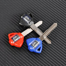 1 piece Blank blade uncut motorcycle key for SUZUKI