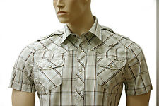 CHEMISE CARREAUX HOMME NEUF RG512 EXPEDITION EXPRESS EN COLISSIMO INCLUS 0469