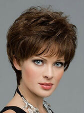 AUBREY MONOTOP SYNTHETIC HUMAN HAIR BLEND WIG BY ENVY *YOU PICK COLOR NIB W/TAGS