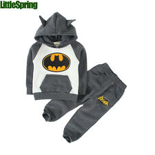 Winter Baby boy outfits kids hero set baby costume cartoon boys suits LZ-T0305