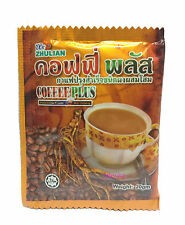 Zhulian Instant Coffee Plus Coffee Powder with Ginseng Health Care