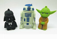 Cartoon Star War Warrior USB 2.0 Memory Stick Flash pen Drive 4GB 8GB 16GB 32GB