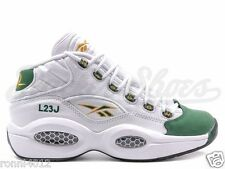 Reebok Lebron James x Packer Question mid Classic basketball sneakers gym shoes