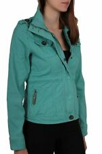 Eight2nine Jacket With Buttons -gr.Selectable- Turquoise