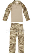 TACTICAL COMBAT UNIFORM USMC GEAR JACKET PANTS TROUSERS MULTI COLORS IN SIZES