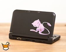 MEW Pokemon decal sticker for Nintendo 3DS, 3DS XL, iPad and more! MA081