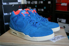 NIKE AIR TECH CHALLENGE 2 II SUEDE BLUE AGASSI US OPEN WIMBLEDON YEEZY SOLAR RED