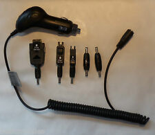 2 X Universal Car Chargers for OLD Nokia/Ericsson/Motorola/Samsung Models