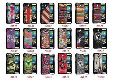Various Pattern Design Black Soft TPU Skin Cover Case for HTC Desire 610 D610X
