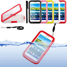 PC Waterproof Diving Shockproof Dirt Snow Proof Case for Samsung Galaxy S3 S4 S5