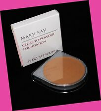 Mary Kay Creme to Powder Foundation - CHOOSE Your Shade!
