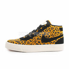 WMNS Nike Hachi [454538-701] NSW Casual Gold Suede/Black-Sail