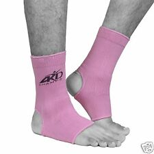 ARD Elasticated Ankle foot Brace leg support pain, injury relief Leg & Foot PINK