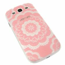 Flower Floral Hard Back Case Cover For Samsung Galaxy S3 III i9300 & Free Film