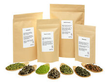 WellTea Japanese Sencha Green Tea Variations - 100g
