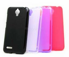 Slim Fit TPU Silicone Candy Case Cover For Alcatel one touch Idol 2 Mini 6016