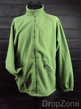 NEW British Military Army Cold Weather Fleece / Thermal Jacket / Liner OG