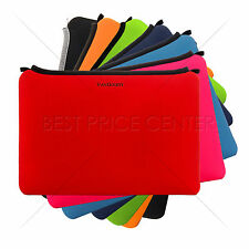 Durable Neoprene Fit Sleeve Cover Carry Skin Case for Samsung Chromebook Series3
