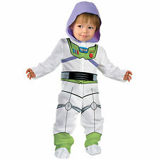 Toy Story - Buzz Lightyear Infant Baby Cute Costume Fancy Dress Outfit